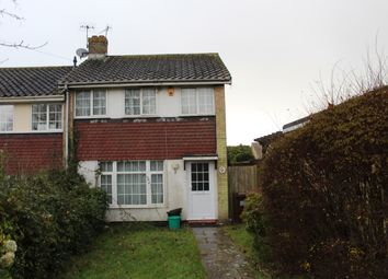 Thumbnail 3 bedroom property to rent in Laleham Close, St Leonards-On-Sea