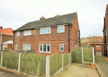 Thumbnail 3 bed semi-detached house for sale in Beech Tree Avenue, Mansfield Woodhouse, Mansfield, Nottinghamshire