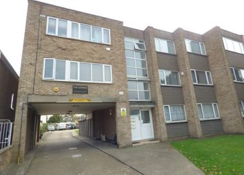 Thumbnail 2 bed flat for sale in Upminster Road South, Rainham, Essex