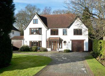 Thumbnail 6 bed detached house for sale in Ninhams Wood, Keston Park