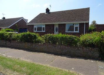 Thumbnail 2 bed detached bungalow for sale in Campion Crescent, Stowmarket