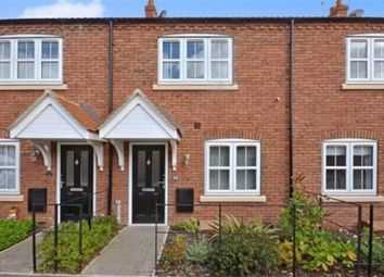 Thumbnail 2 bed terraced house for sale in Bob Rainsforth Way, Gainsborough