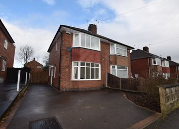 Thumbnail 2 bed semi-detached house to rent in Carlisle Avenue, Littleover, Derby