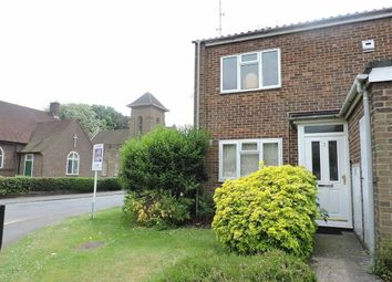 Thumbnail 2 bed maisonette to rent in Stream Close, Byfleet, Surrey