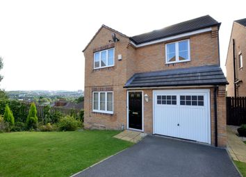Thumbnail 4 bed detached house to rent in High Greave, Barnsley