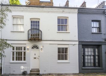 Thumbnail 2 bed mews house to rent in Ovington Mews, London