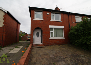Thumbnail 3 bedroom semi-detached house for sale in Lupin Avenue, Farnworth, Bolton