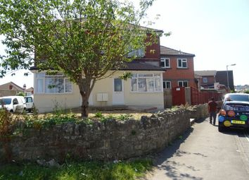 Thumbnail 1 bed flat for sale in Grange Road, Bishopsworth, Bristol