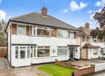 Thumbnail 3 bed semi-detached house for sale in Chatham Avenue, Bromley, Kent