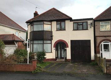 Thumbnail 4 bedroom detached house for sale in Ribbesford Avenue, Oxley, Wolverhampton
