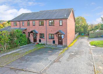Thumbnail 2 bedroom end terrace house for sale in The Criftins, Leintwardine, Craven Arms