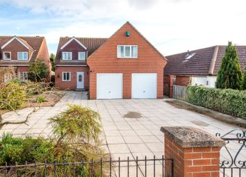Thumbnail 5 bed detached house for sale in Selby Road, Eggborough