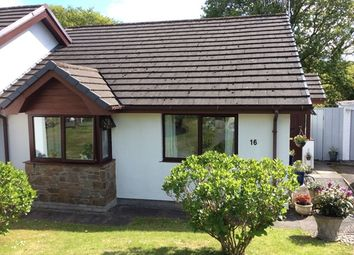 Thumbnail 2 bed semi-detached bungalow for sale in 16 Bonvilles Close, Saundersfoot