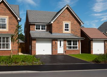 """Thumbnail 4 bedroom detached house for sale in """"Heathfield"""" at Bawtry Road, Bessacarr, Doncaster"""
