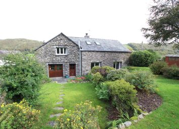 Thumbnail 4 bed barn conversion for sale in Drumlins, Lowick Green, Ulverston, Cumbria