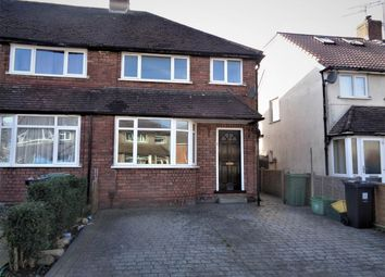 Thumbnail 3 bed semi-detached house to rent in Stroud Road, Patchway, Bristol