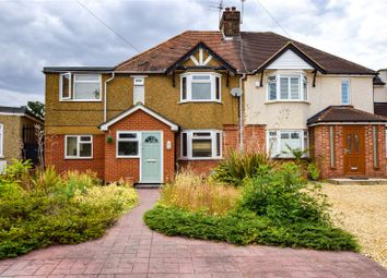 Thumbnail 4 bed semi-detached house for sale in Garston Crescent, Watford, Hertfordshire