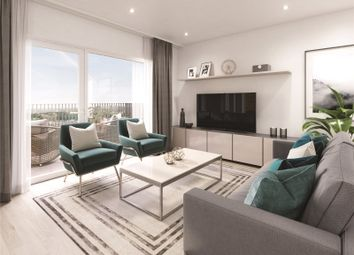 Thumbnail 3 bed flat for sale in Western Circus, Acton, London