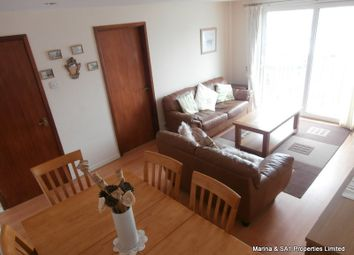 Thumbnail 2 bed flat for sale in Penryce Court, Swansea