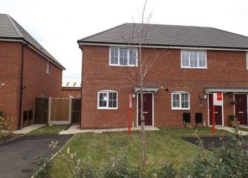 Thumbnail 2 bed end terrace house for sale in Barncoft Road, Crewe, Cheshire