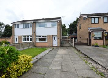 Thumbnail 3 bed semi-detached house for sale in Woodgarth, Leigh