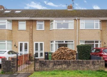 Thumbnail 3 bed terraced house for sale in Queensholm Crescent, Downend, Bristol