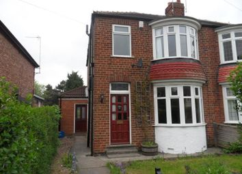 Thumbnail 2 bed property to rent in Croft Road, Eaglescliffe, Stockton-On-Tees