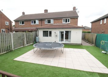 Thumbnail 3 bed semi-detached house for sale in Hague Avenue, Rotherham, South Yorkshire