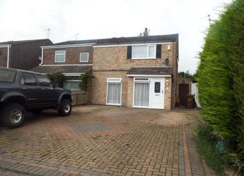 Thumbnail 4 bed semi-detached house for sale in St. Davids Road, Allhallows, Rochester, Kent