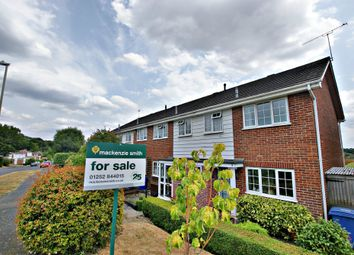 Thumbnail 3 bed end terrace house for sale in Springfield Avenue, Hartley Wintney, Hook