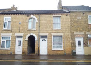 Thumbnail 2 bed terraced house for sale in Taverners Road, Peterborough
