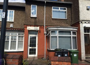 Thumbnail 5 bed terraced house to rent in 81 Tachbrook Road, Leamington Spa