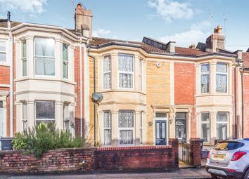 Thumbnail 3 bed terraced house for sale in Kingston Road, Southville, Bristol