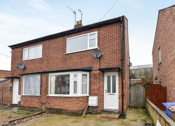 Thumbnail 2 bed semi-detached house to rent in St. Jude Road, Bridlington