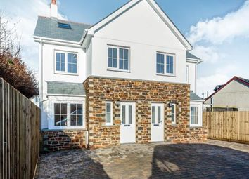 Thumbnail 4 bed semi-detached house for sale in Lifton, Devon