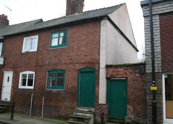 Thumbnail 1 bed terraced house to rent in Lawton Street, Congleton