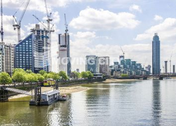 Thumbnail 3 bed flat for sale in The Corniche, Embankment