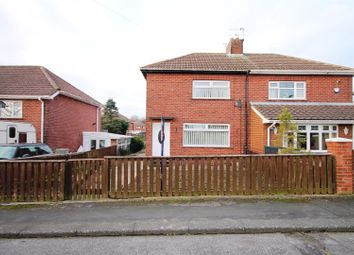 Thumbnail 2 bed semi-detached house to rent in Pesspool Avenue, Haswell, Durham