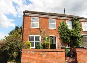 Thumbnail 3 bed end terrace house to rent in Lowestoft Road, Gorleston