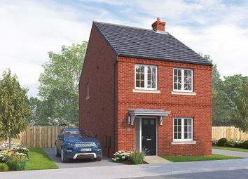 "Thumbnail 3 bedroom detached house for sale in ""The Kilmington Detached"" at Greenhill Road, Coalville"
