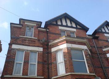Thumbnail 2 bed maisonette to rent in Trinity Road, Folkestone
