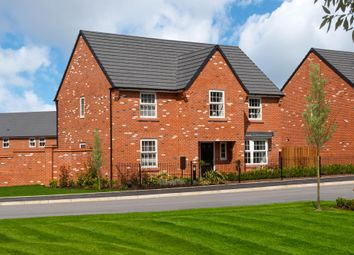 "Thumbnail 4 bedroom detached house for sale in ""Winstone"" at Black Firs Lane, Somerford, Congleton"
