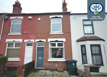 Thumbnail 2 bed property to rent in Broomfield Road, Earlsdon, Coventry