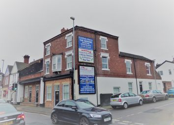 Thumbnail 1 bed flat to rent in London Road, Stoke