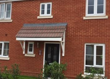 Thumbnail 2 bedroom terraced house for sale in Narrow Leaf Drive, Ringwood