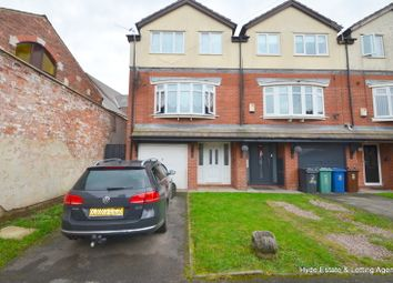 3 bed terraced house for sale in Newtown Mews, Prestwich, Manchester M25