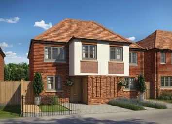 Thumbnail 3 bed semi-detached house for sale in Brooklands Lodge, South Lane, New Malden