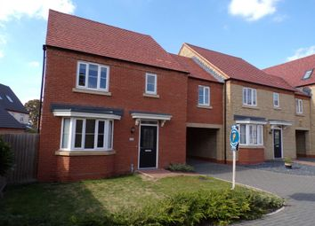 Thumbnail 4 bed semi-detached house for sale in Pontefract Road, Bicester