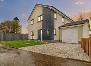 Thumbnail 4 bedroom property for sale in Morrishill Drive, Beith
