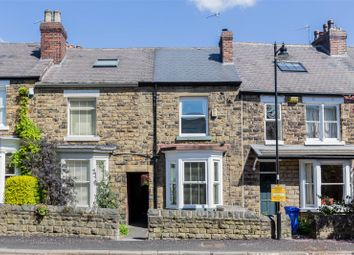 Thumbnail 3 bedroom terraced house for sale in Edgebrook Road, Sheffield, South Yorkshire